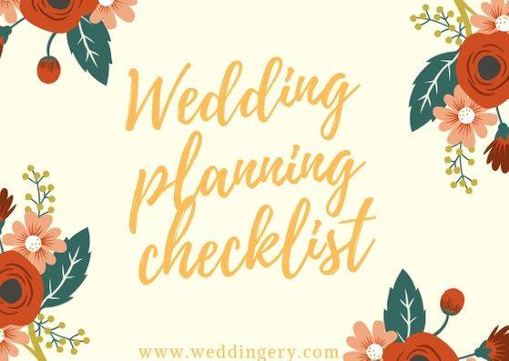 The Ultimate Wedding Planning Checklist https://www.weddingery.com