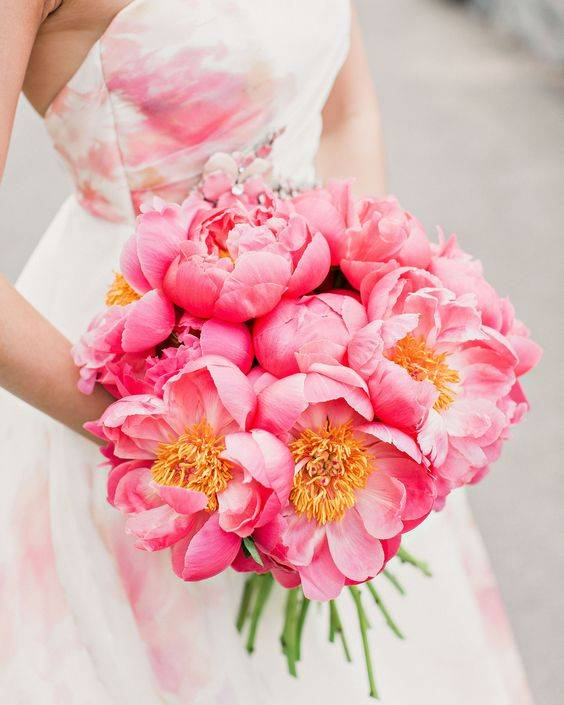 The Prettiest Bouquets for Your Summer Wedding https://www.weddingery.com